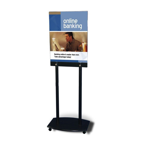 Acrylic Poster Display Stand