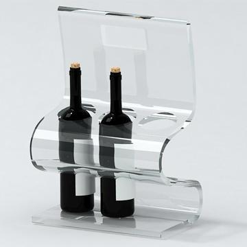 Acrylic capcake display stand