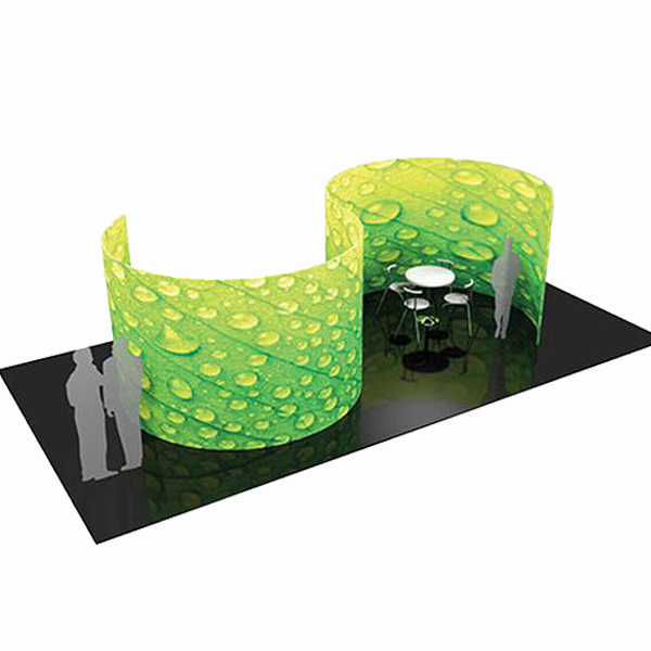Tradeshow Tension Fabric Display
