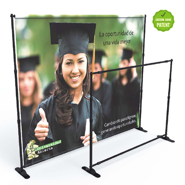 Expo adjustable banner stand