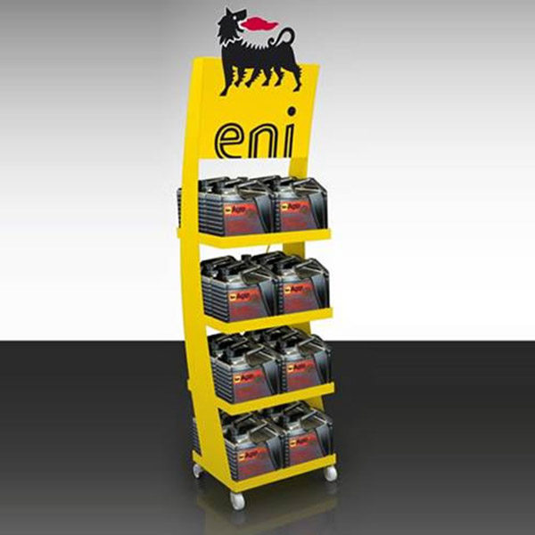 Most Popular Lube/Oil Display Cases Free Standing