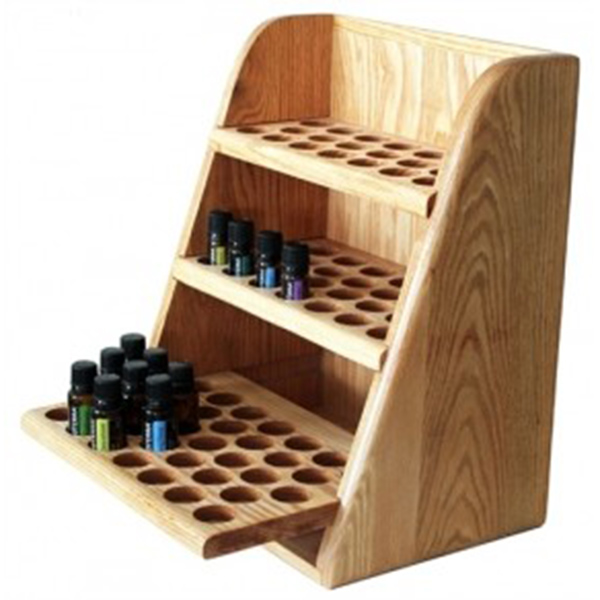 Cheap Lube/Oil Display Box With Basket