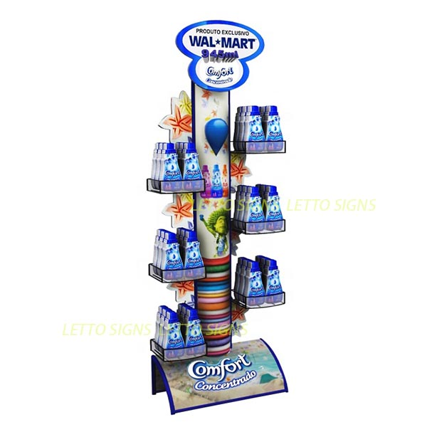 Pop countertop displays /floor display stands